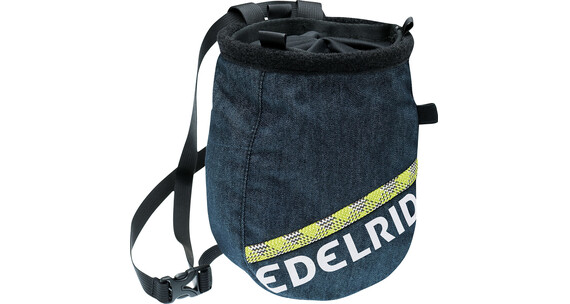 Edelrid Cosmic Twist Chalk Bag denim